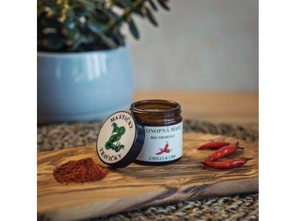 konopna mast s chilli