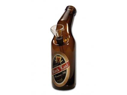 193 skleneny bong pivo od firmy black leaf