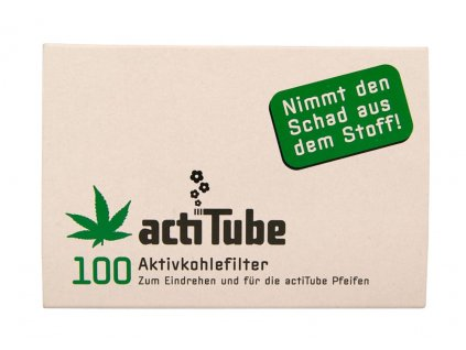 2467 actitube filtry s aktivnim uhlim 100 ks