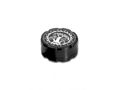 340 kovova drticka 53 mm houbicky