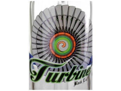 Skleněný bong Triple Turbine