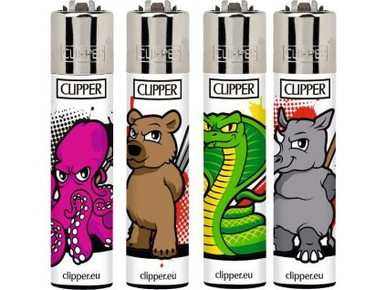 Clipper classic animals mad