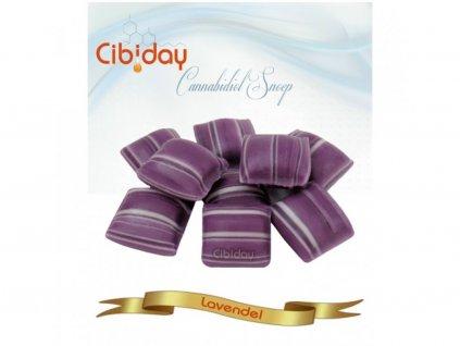 levadulove cbd bonbony