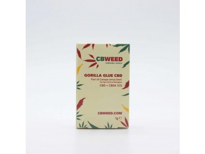 gorilla glue cbd palice
