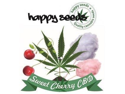 cbd semena konopi cherry