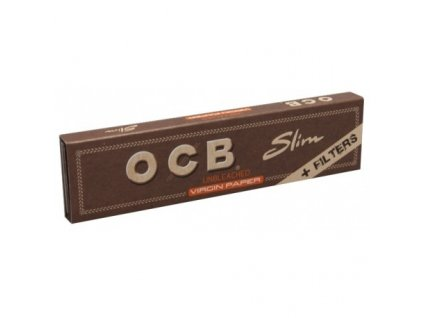 691 ocb virgin slim ks filtry