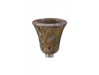Kamenný šroubovací kotlík Stonebowl velký