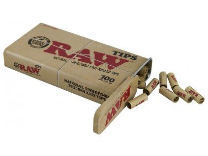 RAW TIPSPREROLLED TIN 2
