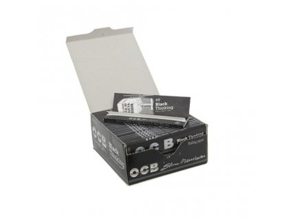 ocb papirky premium black