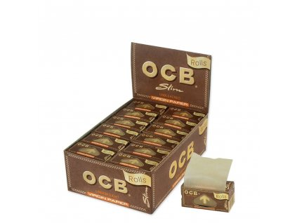 ocb rolls papirky