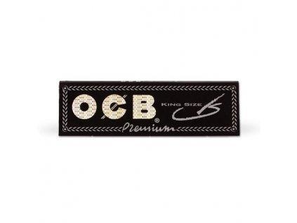 papirky ocb premium