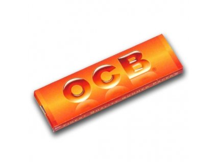 ocb orange papirky cele