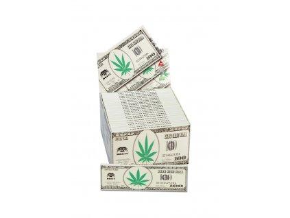 papirky king size dollar
