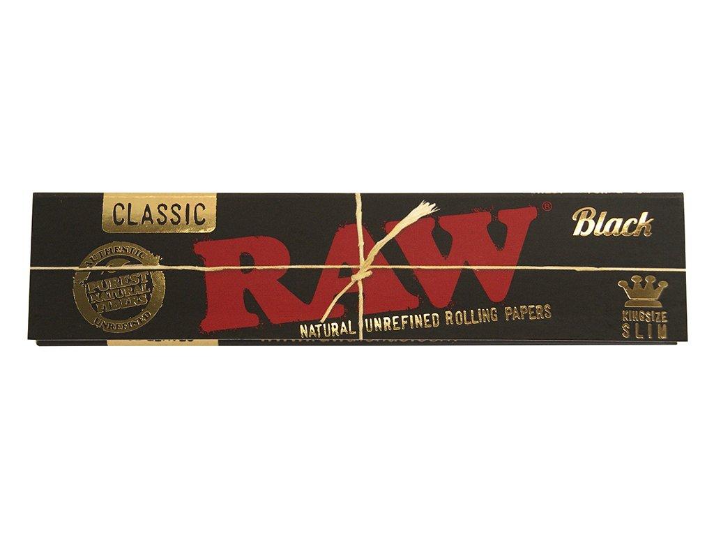 RAW BLACK KSS 3