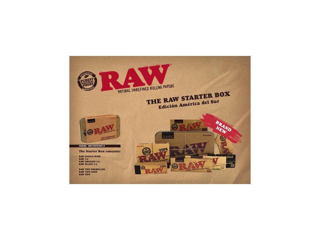 raw box usa edice