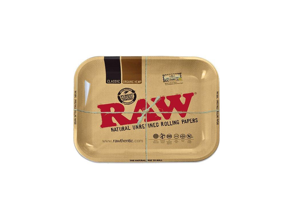 raw tray podklad baleni