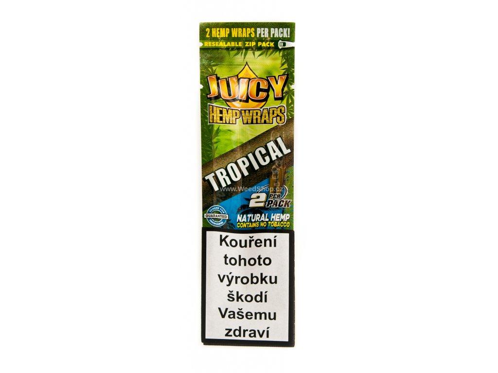 Juicy blunt tropical