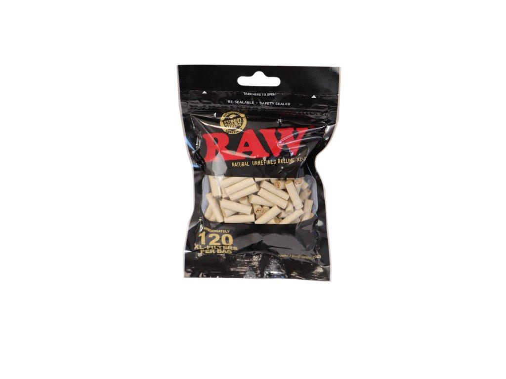 raw black filtre velke balenie