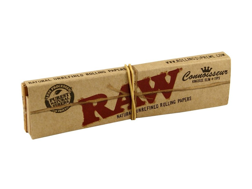 2749 cigaretove papirky raw connoisseur king size filtry