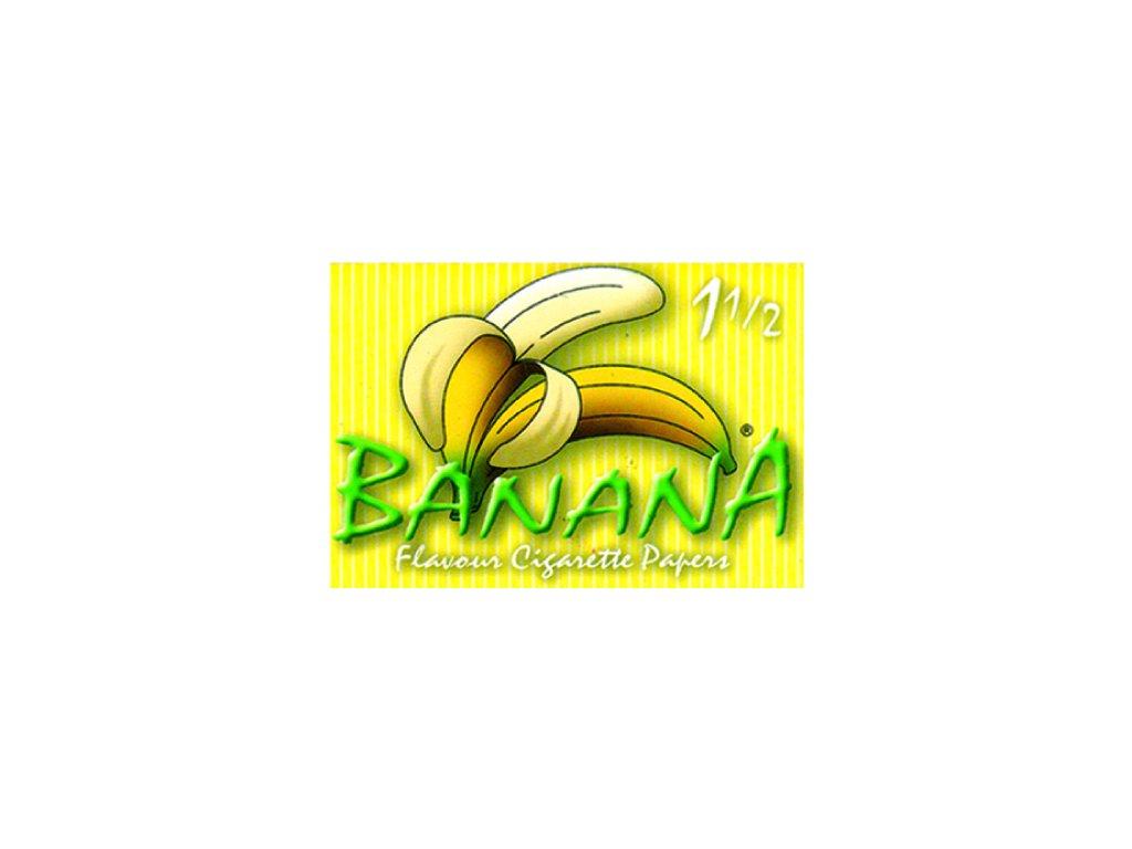 ochutene papieriky banana spanish