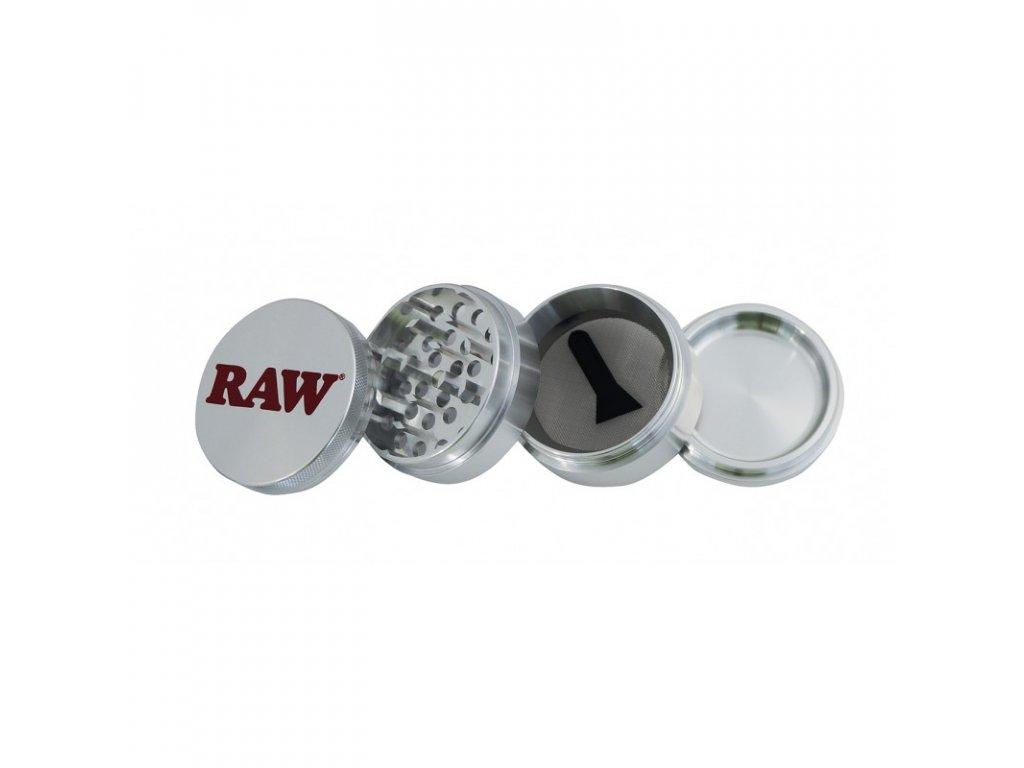 raw drvicka kov