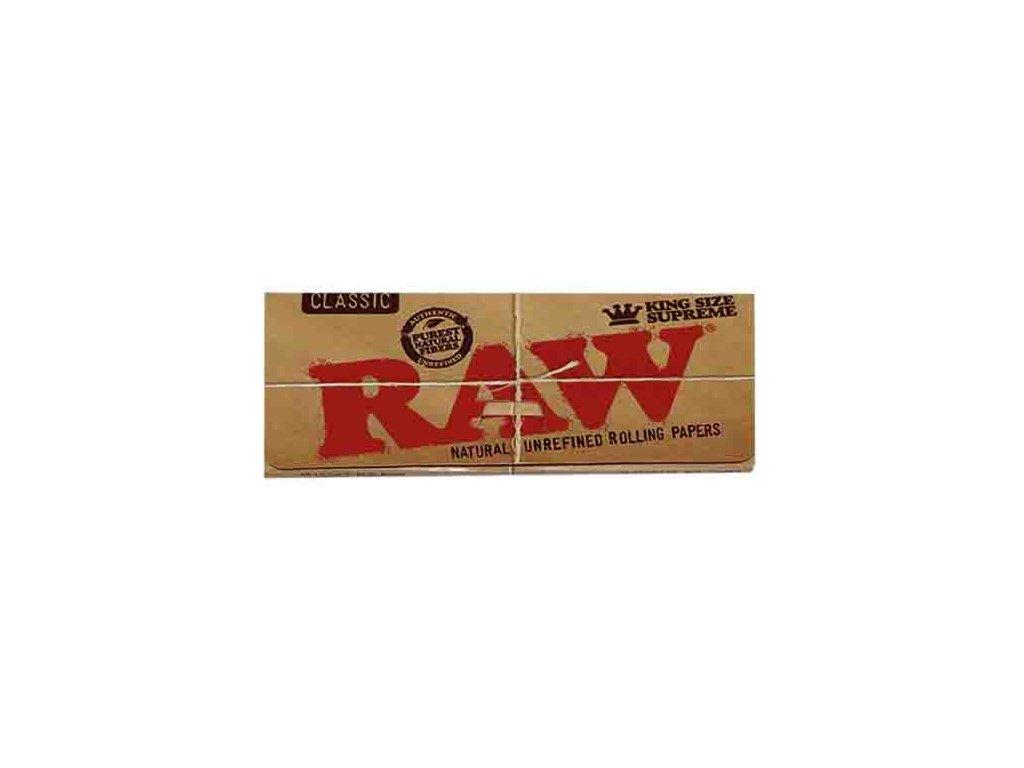 raw papirky supreme