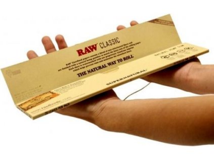 raw supernatural dlouhe papirky ruce