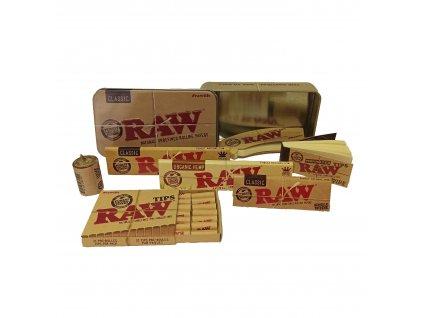 raw starter box darkove baleni out