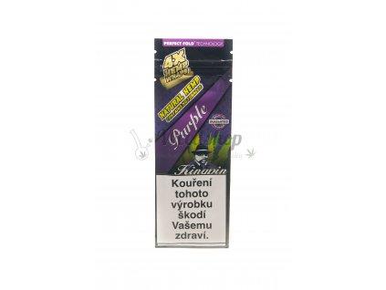 1222 kingpin hemp wraps goomba grape 4 ks