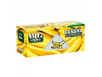 ochucene papirky 5m banan