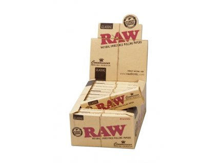 3643 cigaretove papirky raw connoisseur king size predrolovane filtry