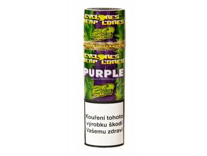 cyclones predrolovany blunt purple