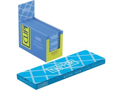 cigaretove papirky blue ultra thin regular