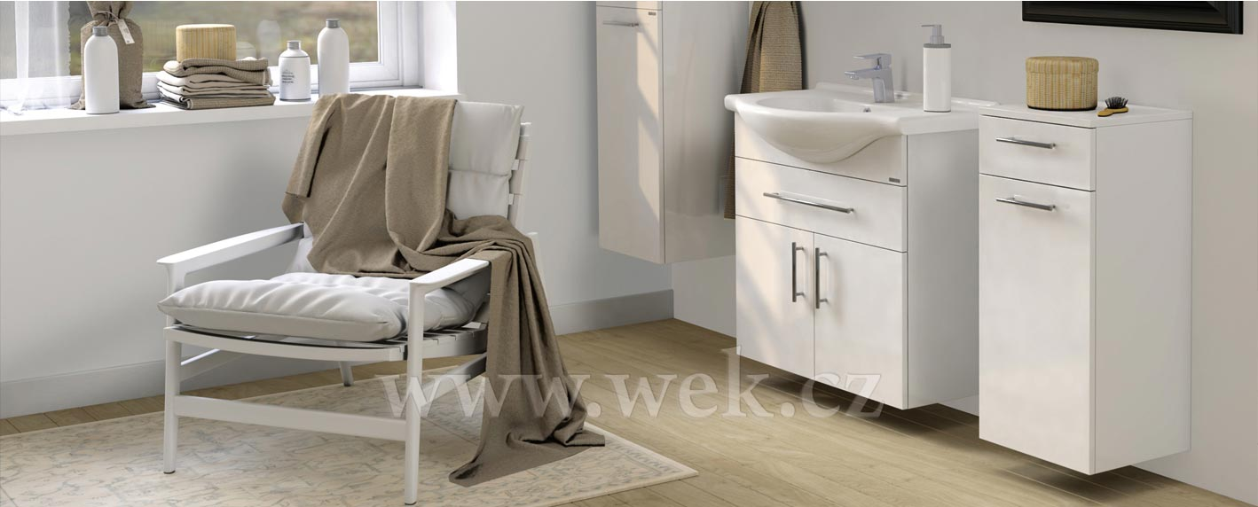 Koupelnový nábytek IDEAL