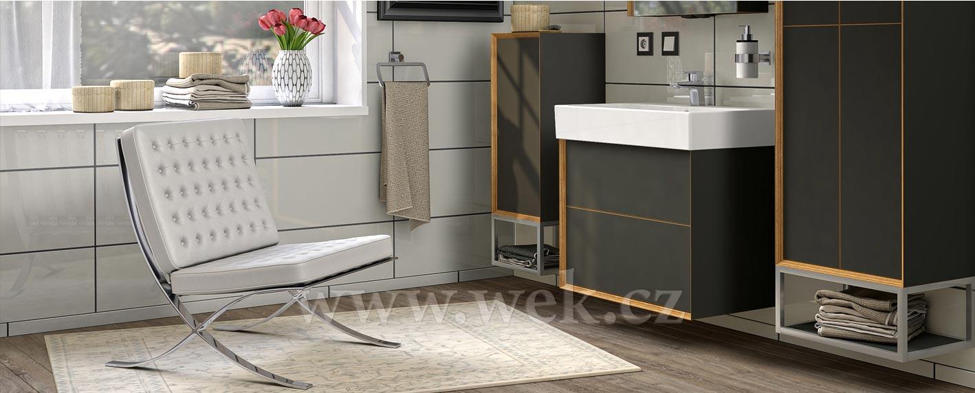 Koupelnový nábytek OXO MULTI