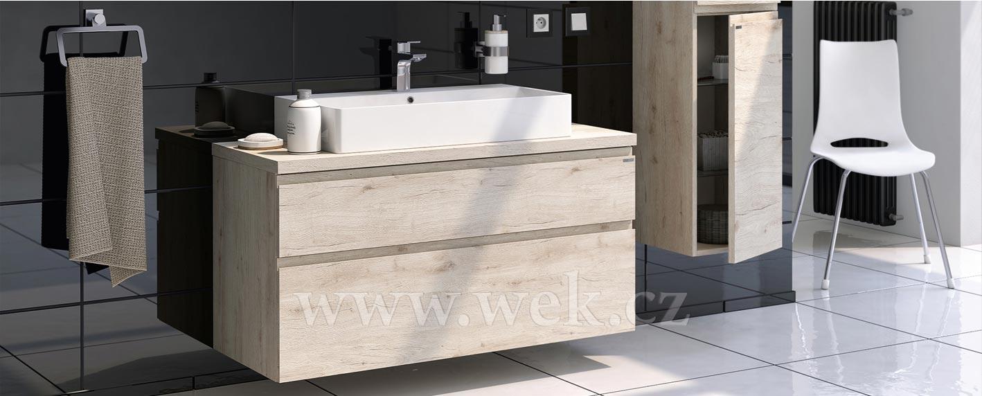 Koupelnový nábytek LETTY DESK
