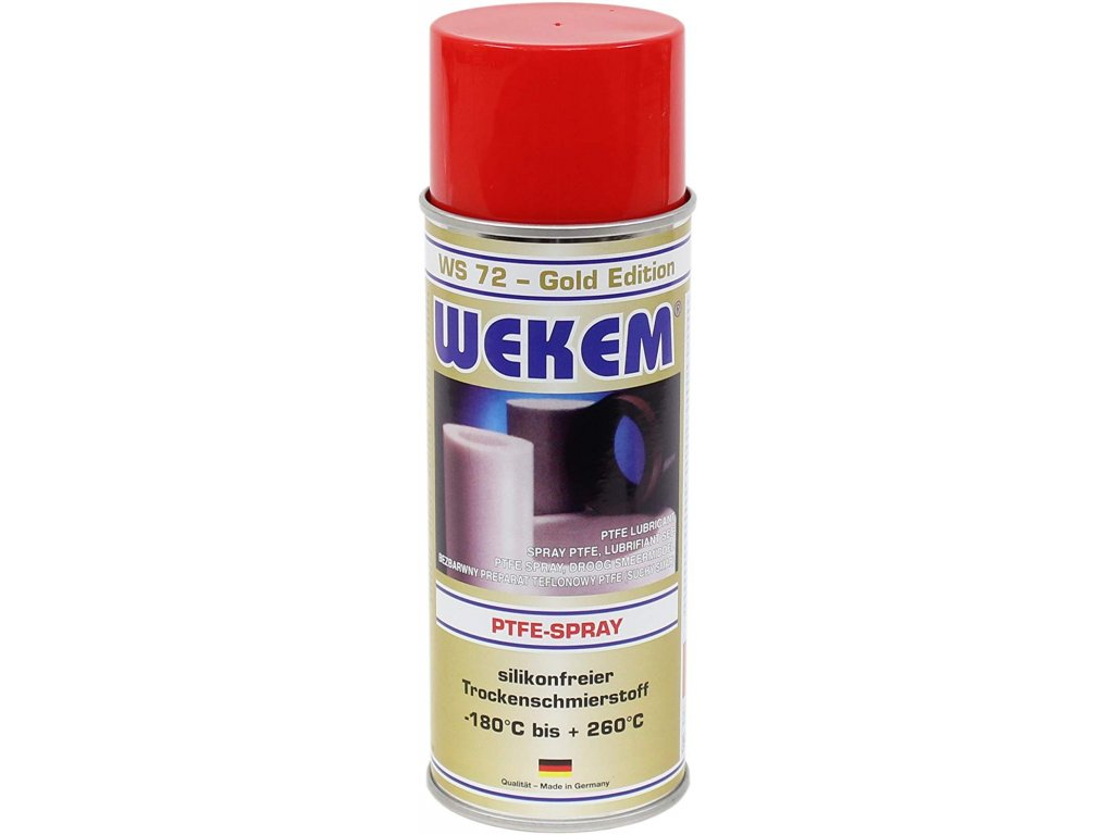 Wekem Multi Purpose spray PTFE
