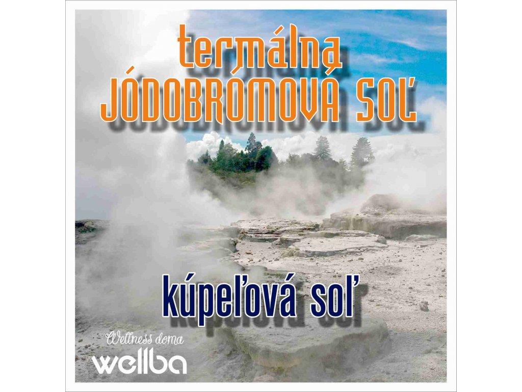jodobromova sol