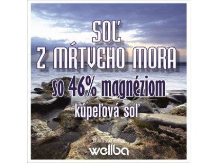 sol z Mrtveho mora so 46 % magneziom na web