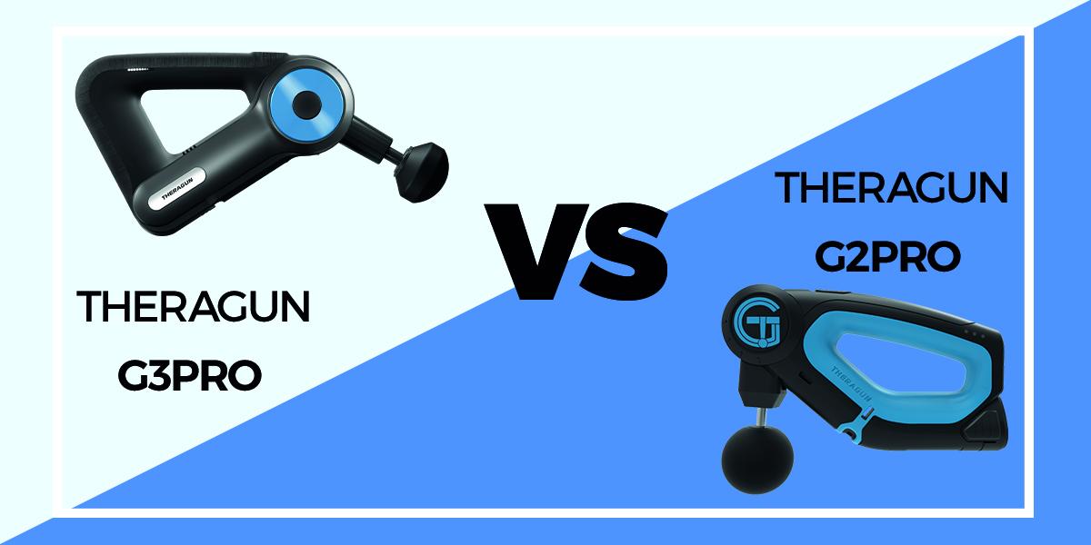 Jaký Theragun si vybrat G2PRO nebo G3PRO?