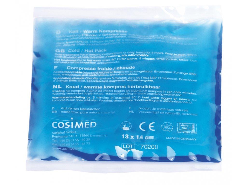 cosiMed gelový termofor - 13x14 cm