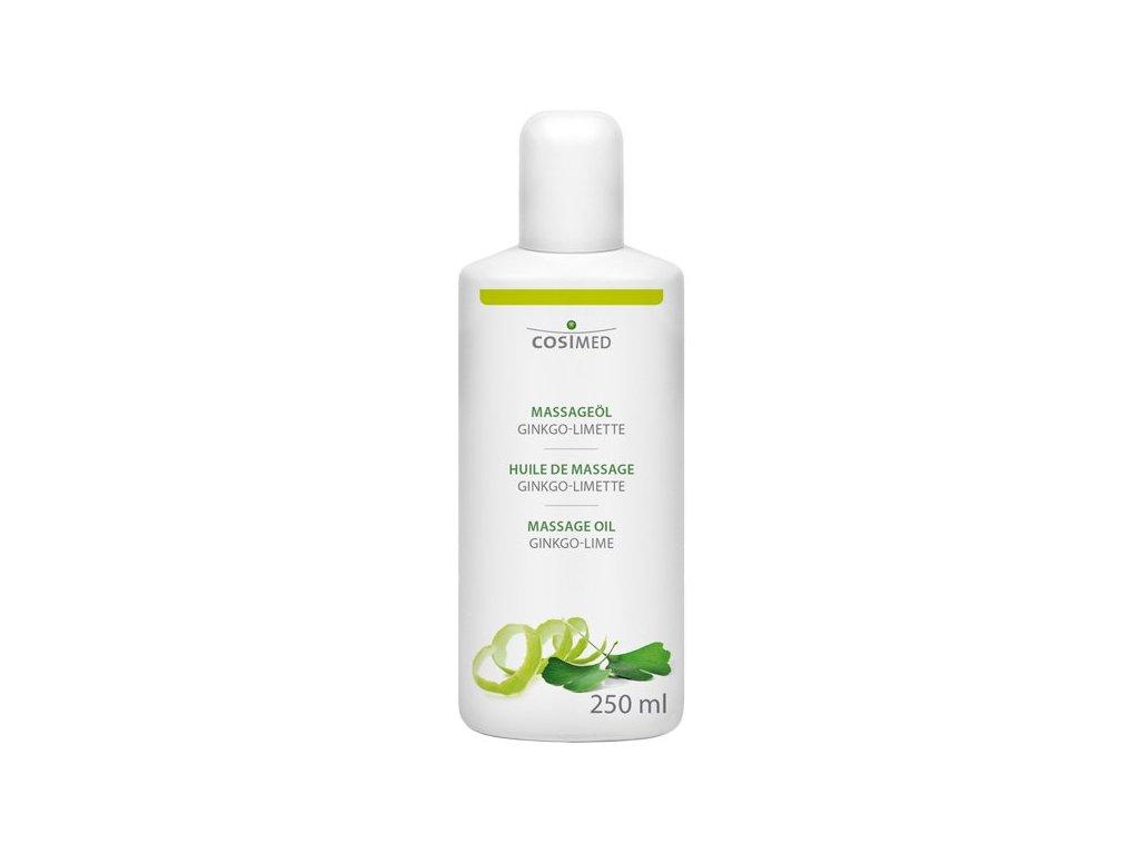 cosiMed masážní olej Ginkgo-Limetka - 250 ml