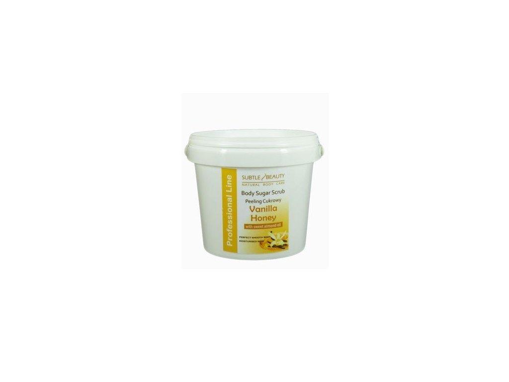 Cukrový peeling Vanilka- Med, 900g