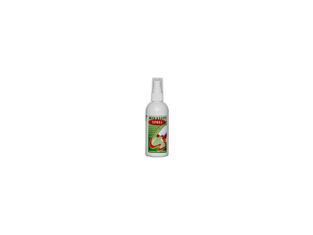 Mikasept sprej, rozprašovač, 120 ml