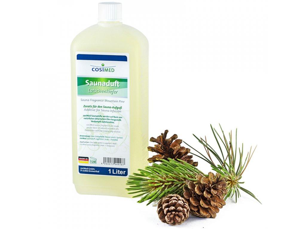 cosiMed esence do sauny Horská borovice - 1000 ml