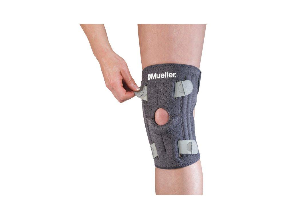 6937 MUELLER Adjust to fit knee strabilizer ortéza na koleno welleaCZ