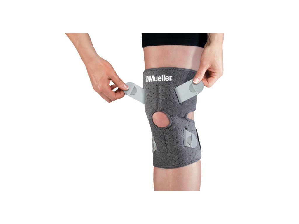 6117 MUELLER Adjust to fit knee support bandáž na koleno welleaCZ