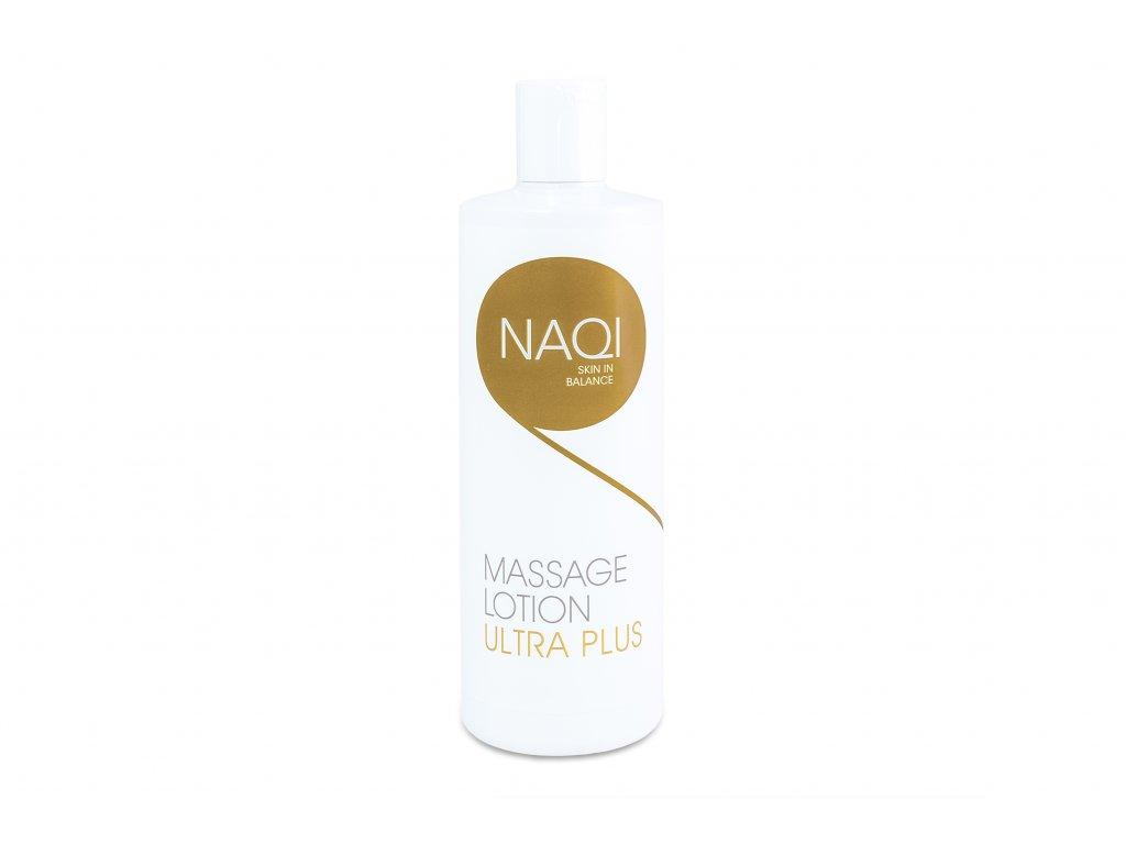 NAQI Ultra Plus - hřejivá masážní emulze