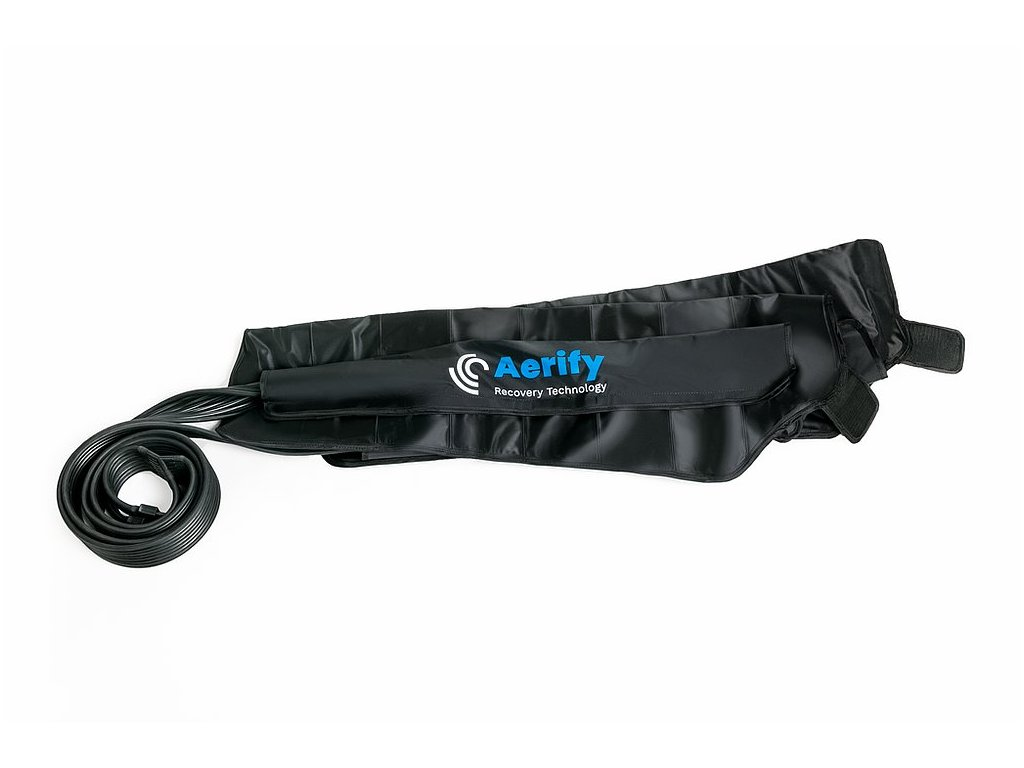 Aerify Recovery Arm cuffs - kompresní regenerační návleky na ruce