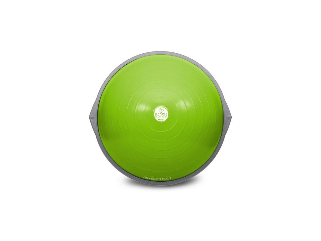 Originální BOSU Balance Trainer šedo-zelený